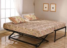 Daybed With Pop Up Trundle Bed