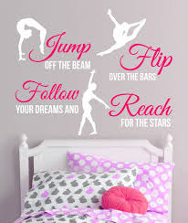 Wall Decor For Girls Popular Gymnastics Wall Decorations Buy Cheap Gymnastics Wall