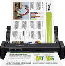 <b>Epson WorkForce DS-360W</b> Portable Wi-Fi Scanner: Amazon.co.uk ...