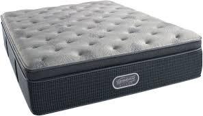 beautyrest mattress pillow top. Simmons BeautyRest Silver Night Sky Plush Pillow Top Mattress, King Beautyrest Mattress N