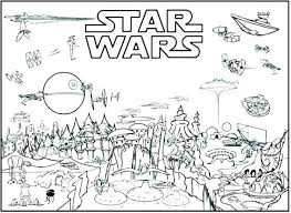 Free Star Wars Coloring Pages Lego Online For Adults Printable Col