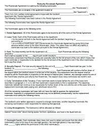 House Rules For Roommates Template Household Rules For Roommates Roommate Agreement Template