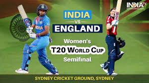 Live Cricket Streaming, India vs England, Women's T20 World Cup 1st  semifinal: Watch IND vs ENG live online Hotstar | Cricket News – India TV