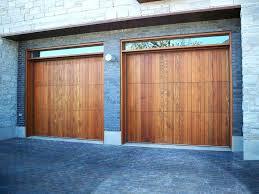 cedar garage doors wood garage door ideas faux wood garage doors cost cedar garage doors