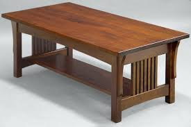 mission style coffee table end tables and small black side oak with storage metal glass for