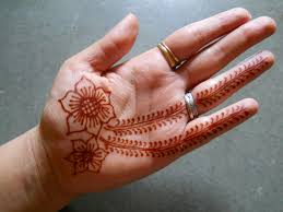 Pen Mehndi Design How To Do Henna Design For Beginners 4 Steps Instructables