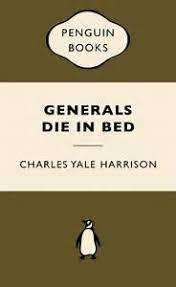 generals die in bed essay cheap dissertation chapter editing  generals die in bed essay