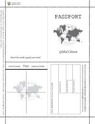 Free Passport Template For Kids Unique Angad Singh Angad48 On Pinterest