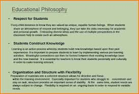 self reflection essay on teaching philosophy edu essay