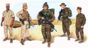 Marine Corps Combat Utility Uniform Wikipedia