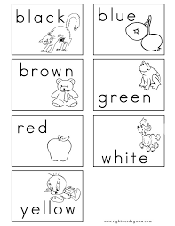 Use our word search generator to create your own word search for kids. Color Worksheets Sight Words Reading Writing Spelling Worksheets