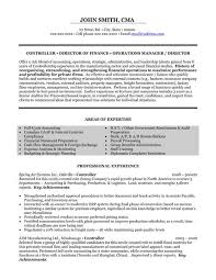 Examples Of Good Resume Classy Click Here To Download This Financial Controller Resume Template
