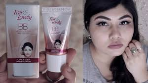 fair lovely bb cream review my everyday makeup look tutorial