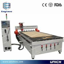 new model and high quality 1325 act desktop cnc router act model