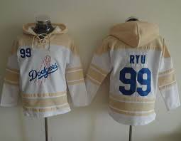 Cool Jersey Ryu Base White Stitched Dodgers 99 Hyun-jin Cheap Baseball