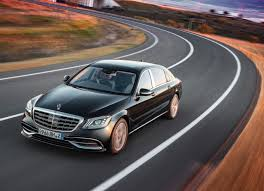 2018 Mercedes-Benz S-Class Maybach S650 Interior Dimensions - 2018 ...