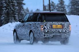 2018 land rover changes.  land 2018 land rover range changes in land rover