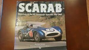race log details about scarab race log of the all american specials 1957 1965 by preston lerner