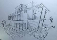modern architecture sketch. How To Draw A Modern House Amazing Ideas Architectural Sketches With Sketch Photos U2013 Architecture O