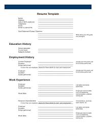 Free Resume Builder And Print Out Ozil Almanoof For Free Resume