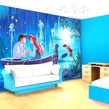 Mermaid Bedroom Decor Little Mermaid Bedroom ...