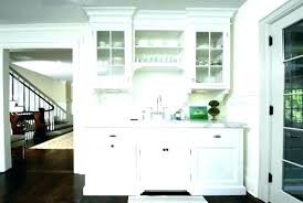 kitchen cabinet glass doors cabinets with white fronts only