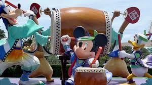 ディズニー夏祭り2018開幕 ミッキーたちのフォトロケーション
