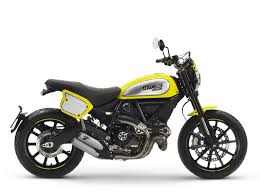 the ducati scrambler flat track pro is here because turning