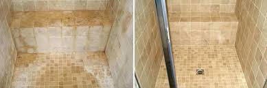 how to clean shower stains how to clean off soap s and hard water stains with