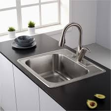 how to unclog a kitchen sink with standing water