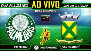Palmeiras 2x0 Santo André - Paulistão 2020 | World Champions