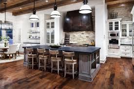 Brilliant Modern Rustic Kitchen Island Home Design And Decor