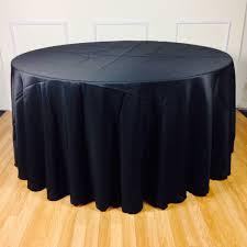 full drop tablecloth
