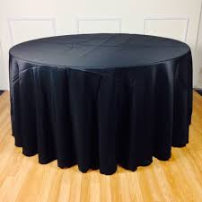 full drop tablecloth