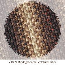 kenya brown jute braided rugs in usa