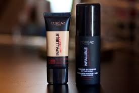loreal infallible makeup photo 1 10 waterproof beauty s to keep your makeup intact