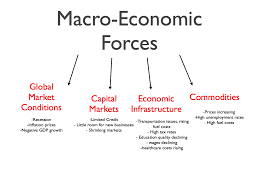 macro economic forces target macro economic forces