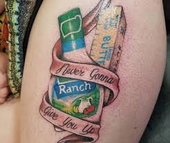 Worlds Most Unique Tattoo Done Right Here In Rochester