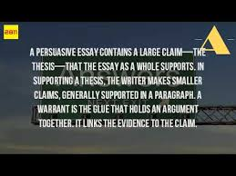 what is a warrant in writing an essay what is a warrant in writing an essay