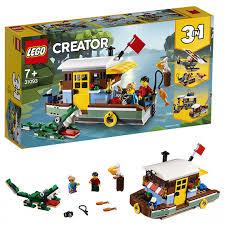 <b>LEGO</b> Creator 31093 <b>Конструктор</b> ЛЕГО Криэйтор <b>Плавучий</b> дом