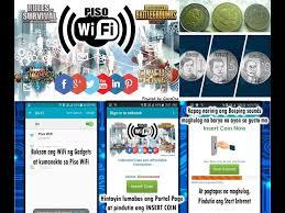 Piso Wifi Vending Machine Adorable Advanced Piso WiFi Vendo Clips World