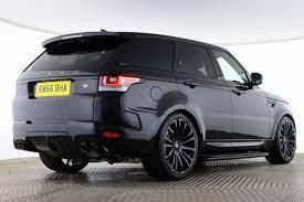 Used Land Rover Range Rover Sport Sdv6 Hse Urban Rrs V1 Black For Sale Essex Kw66bha Saxton 4x4 Range Rover Sport Range Rover Used Range Rover