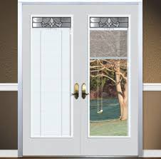 Patio Design: Patio Doors with Internal Blinds for Best Access