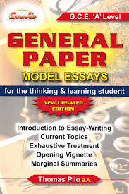 preview a level general paper model essay by tusachduhoc issuu