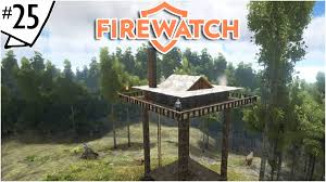Lookout Tower Plans Firewatch Tower Building Tutorial Ep 25 Ark Survival