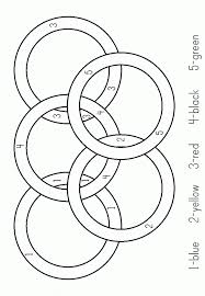The most important thing in the olympic games is not to win but to take part, just as the most important thing in life is not the triumph, but the struggle. Olympic Rings Coloring Page Olympic Crafts Olympic Games For Kids Olympics Activities