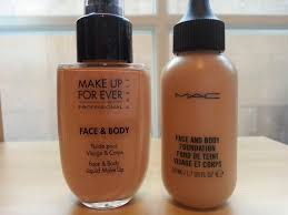 edit face and body foundations mac v mufe