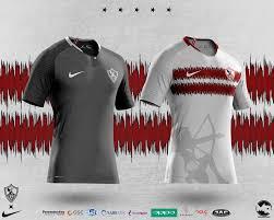 Zamalek sc the champion of african champions. Zamalek Sc 2019 Kits Concepts On Behance