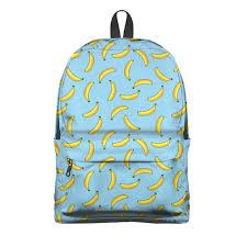 Рюкзак <b>3D бананы</b> #2685707 – рюкзаки с принтами в Москве от ...