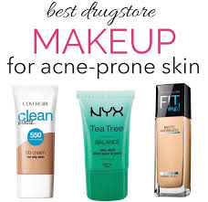 what is the best makeup for acne e skin 17 tips